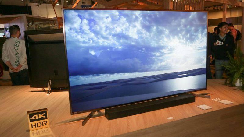 001-sony-x900f-series با بهترین تلویزیونهای سونی آشنا شوید (آذرماه 97)