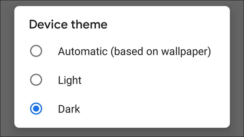 2-Copy تم Dark Mode موجب کاهش مصرف و عمر بیشتر باتری گوشیهای هوشمند میشود!