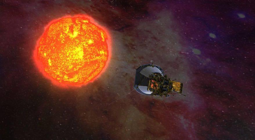 31289592_1951498148224635_1062353975912693760_n کاوشگر خورشیدی پارکر ناسا رکورد رسیدن به نزدیکترین فاصله با خورشید را شکست