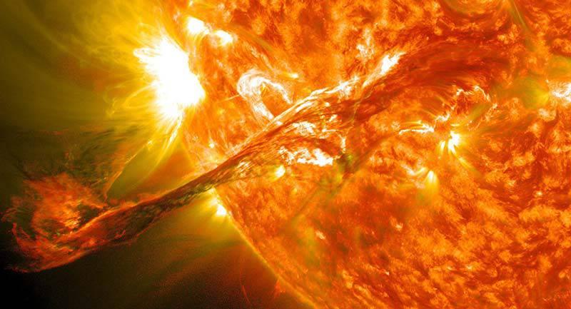 4716627 کاوشگر خورشیدی پارکر ناسا رکورد رسیدن به نزدیکترین فاصله با خورشید را شکست