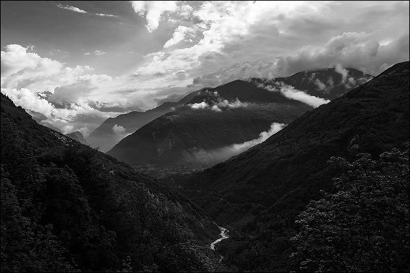 4notlevel آموزش چگونگی ترازبندی خط افق هنگام عکاسی
