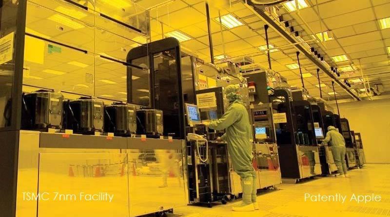 6a0120a5580826970c022ad38cae1e200d-800wi ترافیک شدید کاری در خط تولید پردازندههای 7 نانومتری شرکت TSMC با وجود کاهش سفارشات آیفون!