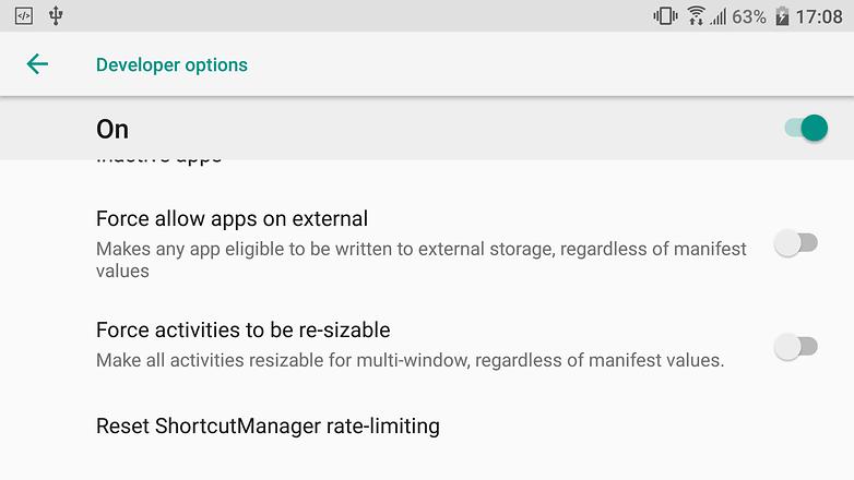 9 با ترفندهای کاربردی و ساده بخش Developer Options از اندروید بیشتر لذت ببرید