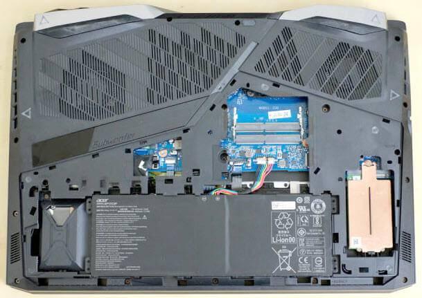 Acer-Predator-Helios-500-2 بررسی اولیه لپتاپ ایسر Predator Helios 500