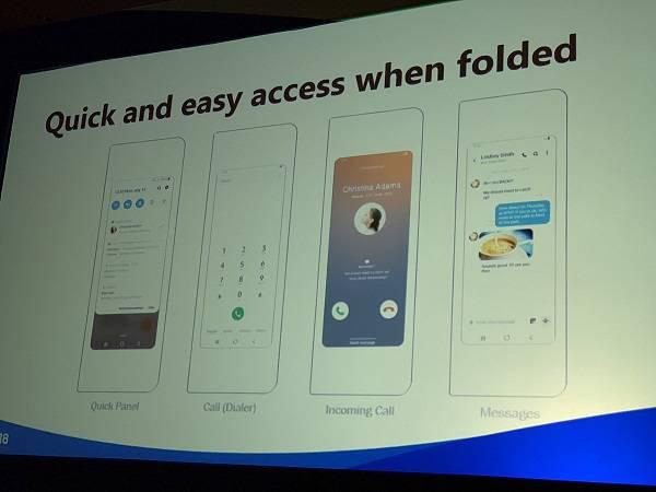 App-behaviour-on-foldable-Samsung-phones-2 توضیحات گوگل در خصوص اندروید Q و قابلیتهای آن در انطباق با گوشیهای خمشدنی