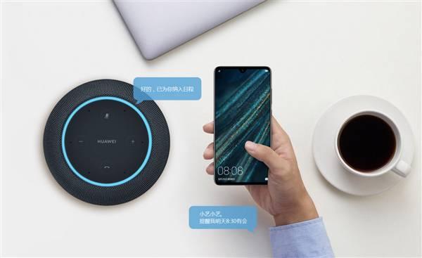 Huawei-AI-Speaker معرفی اسپیکر مجهز به هوش مصنوعی هواوی با قیمتی مناسب