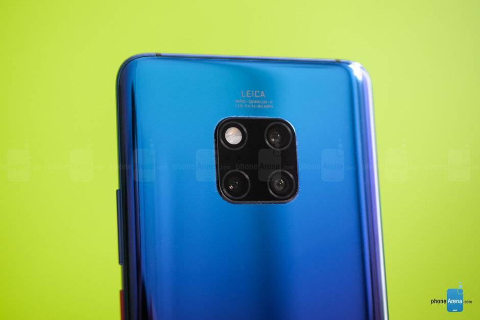 Huawei-wants-to-put-four-rear-cameras-and-10x-optical-zoom-on-its-flagship-phones-soon هواوی بهزودی در پرچمداران خود از دوربین چهارگانه و زوم اپتیکال 10 برابری استفاده میکند