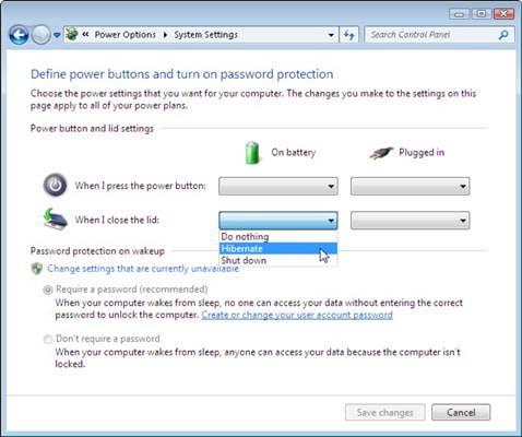 Laptop-On-with-Closed-Lid چگونه هنگام بستن لپتاپ از خاموش شدن آن جلوگیری کنیم؟!