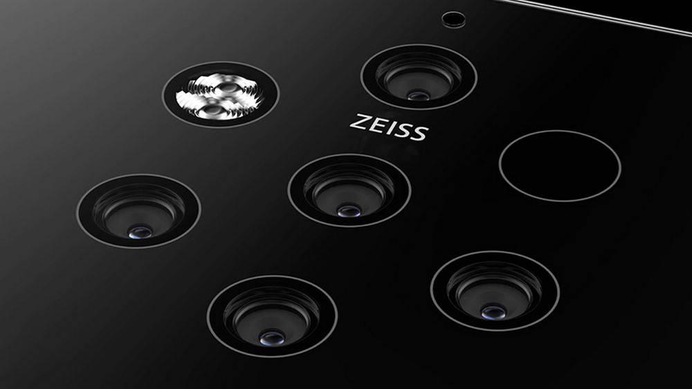 Penta-lens-Nokia-9 نشانههایی که ثابت میکنند نوکیا 9 PureView امسال معرفی میشود!