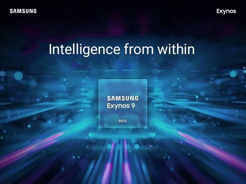 Samsung-Exynos-9820 5 قابلیت چیپست اگزینوس 9820 که موجب برتری گلکسی S10 در مقابل رقبا میشود!