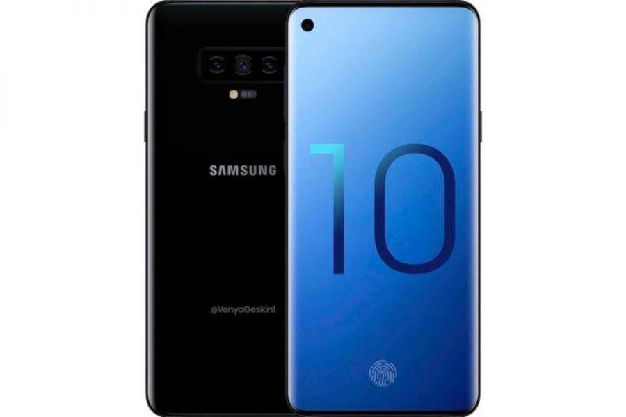 Samsung-Galaxy-S10-e1543393882230 سامسونگ تولید انبوه پنلهای حفرهدار را آغاز میکند؛ احتمال ادامه تولید نمایشگرهای اولد انعطافپذیر