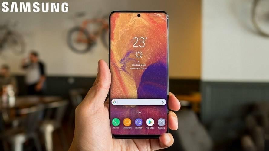 Samsung-galaxy-A8s گلکسی A8s به عنوان اولین گوشی دارای نمایشگر حفرهدار روز نوزدهم آذر معرفی میشود