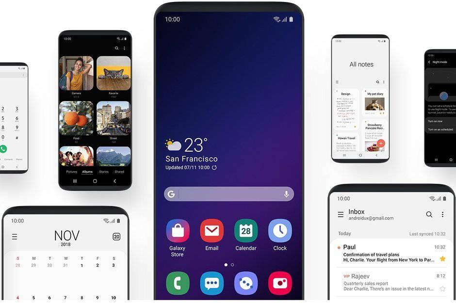 Samsungs-latest-One-UI-beta-adds-an-extra-step-for-recording-video تغییرات رابط کاربری جدید One UI در زمینه دوربین گوشیهای سامسونگ