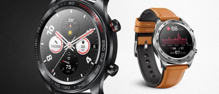 honor-watch-magic آنر واچ مجیک به صورت رسمی معرفی شد
