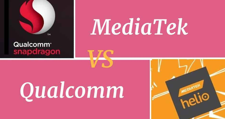 mediatek-vs-snapdragon مقایسه تراشههای مدیاتک با کوالکام: هر آنچه بایستی درباره این 2 کمپانی بدانید