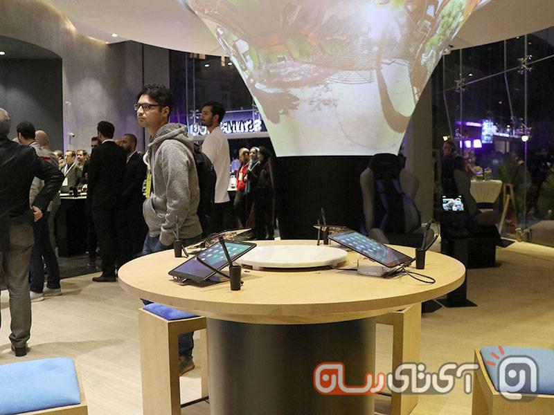 samsung-seminar-8 بزرگترین فروشگاه خاورمیانه سامسونگ در شهر تهران افتتاح شد