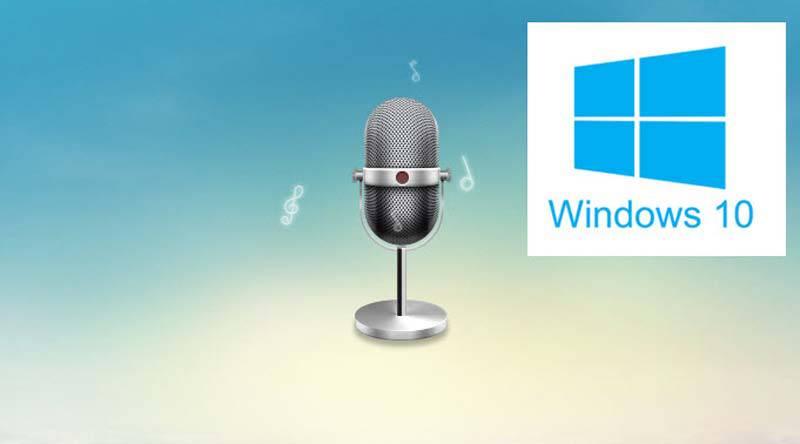 win10audiorecord چگونه در ویندوز 10، صدای میکروفن را محدود کنیم؟