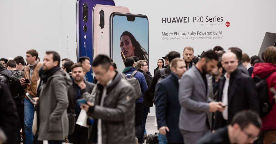 18huaweifcc-1-facebookJumbo قیام شرکتهای چینی برای پشتیبانی از هواوی و تحریم آیفونهای آمریکایی!