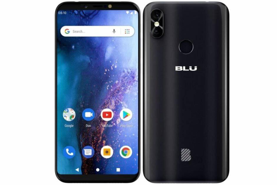 BLU-Vivo-Go-launches-with-Android-Pie-for-just-79.99 بلو Vivo Go با قیمت ارزان و قابلیتهای جالب معرفی شد