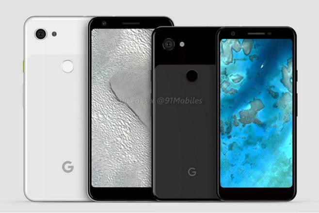 Google-Pixel-3-Lite-and-Pixel-3-Lite-XL-to-launch-next-spring-at-Verizon پیکسل 3 لایت XL با پردازنده اسنپدراگون 710 و مقدار قابل توجهی رم عرضه خواهد شد!