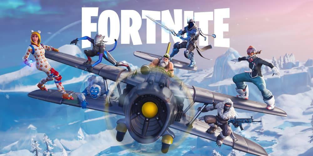 H2x1_NSwitchDS_Fortnite اختلال سرور بازی فورتنایت در تعطیلات کریسمس، بازیکنان را به آغوش گرم خانوادهها بازگرداند!