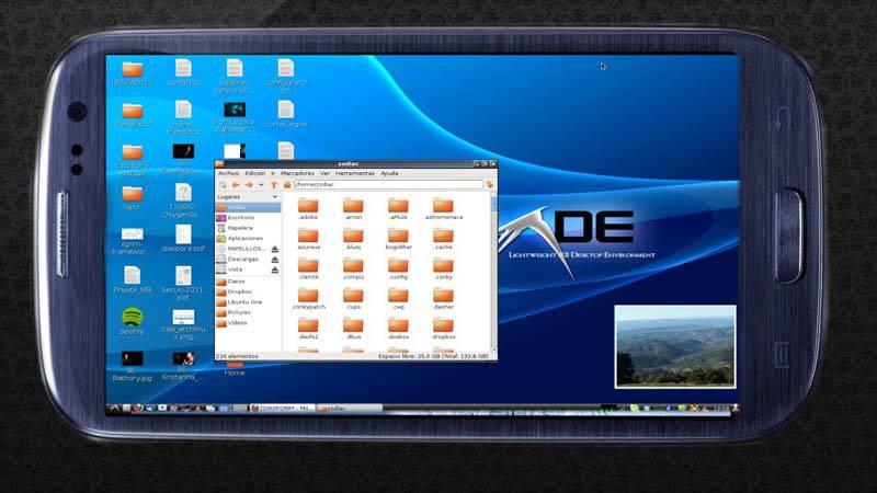 آموزش نصب لینوکس بر روی دستگاههای اندرویدی!