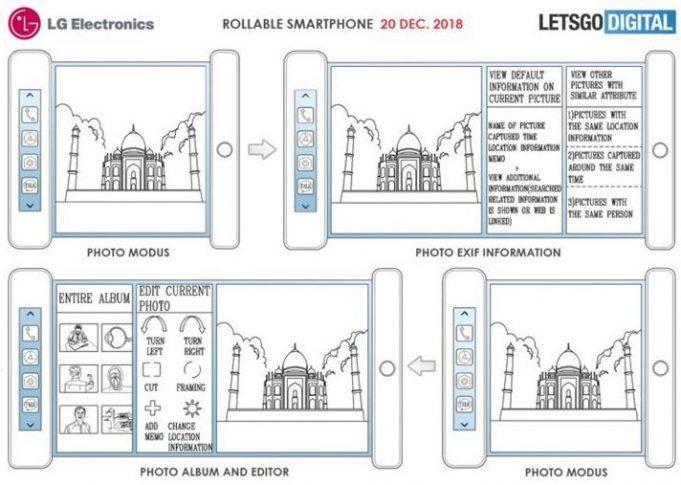 Samsung-foldable-phone-patent-681x485 گوشی منعطف الجی میتواند بهصورت سهبعدی عکاسی کند!