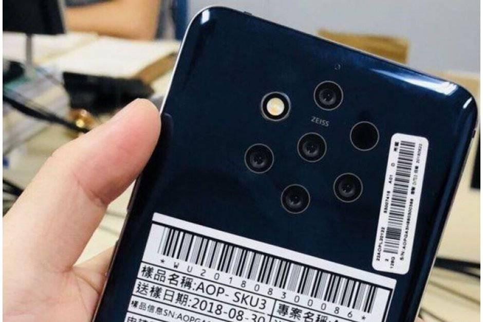 The-Nokia-9-PureView-was-delayed-due-to-camera-issue-company-confirms HMD تاخیر در رونمایی از نوکیا 9 PureView را به علت مشکل دوربین تایید کرد!