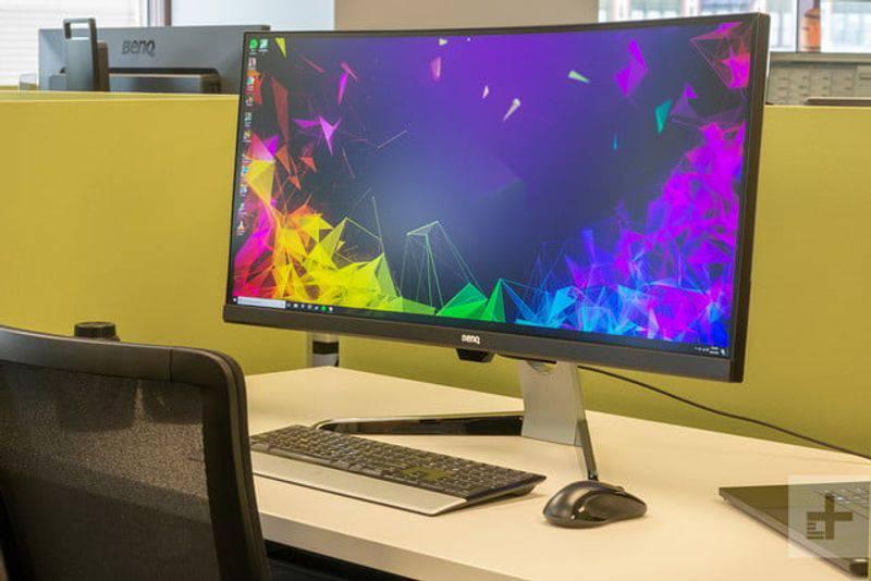 ben-q-ex3501r-monitor-mainfull2-640x640 با بهترین مانیتورها در رنج قیمتی زیر 2 میلیون تومان آشنا شوید (آذرماه 97)