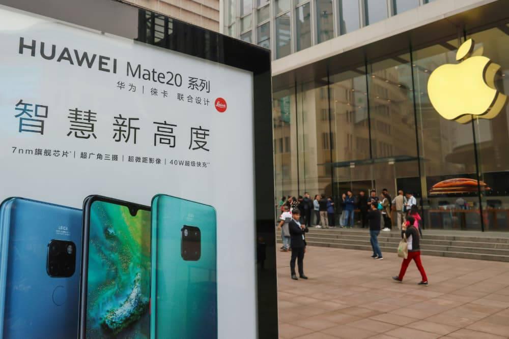 ccd301dc93c142117e9a094b8fd8e98d قیام شرکتهای چینی برای پشتیبانی از هواوی و تحریم آیفونهای آمریکایی!