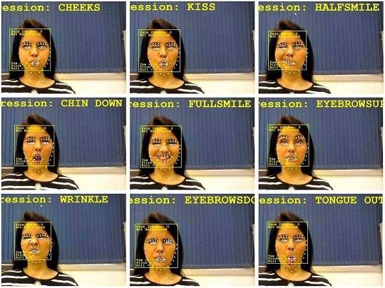 facialgestur تولید یک ویلچر با استفاده از هوش مصنوعی که با حالات چهره کنترل میشود
