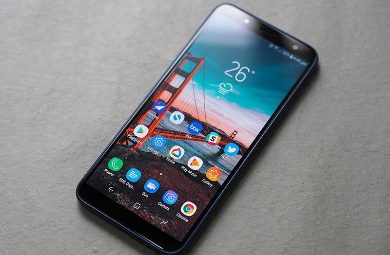 galaxy-J6 برترین گوشیهای بازار در رده قیمتی 1.5 تا 2 میلیون تومان