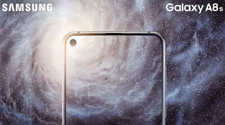 galaxy-a8s-main-1 سامسونگ گلکسی A8s با دوربین سهگانه و 8 گیگابایت رم عرضه خواهد شد