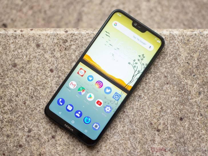 gsmarena_001-10 اسمارتفون نوکیا 6.1 پلاس یکی از محبوبترین گوشیهای سال 2018 است