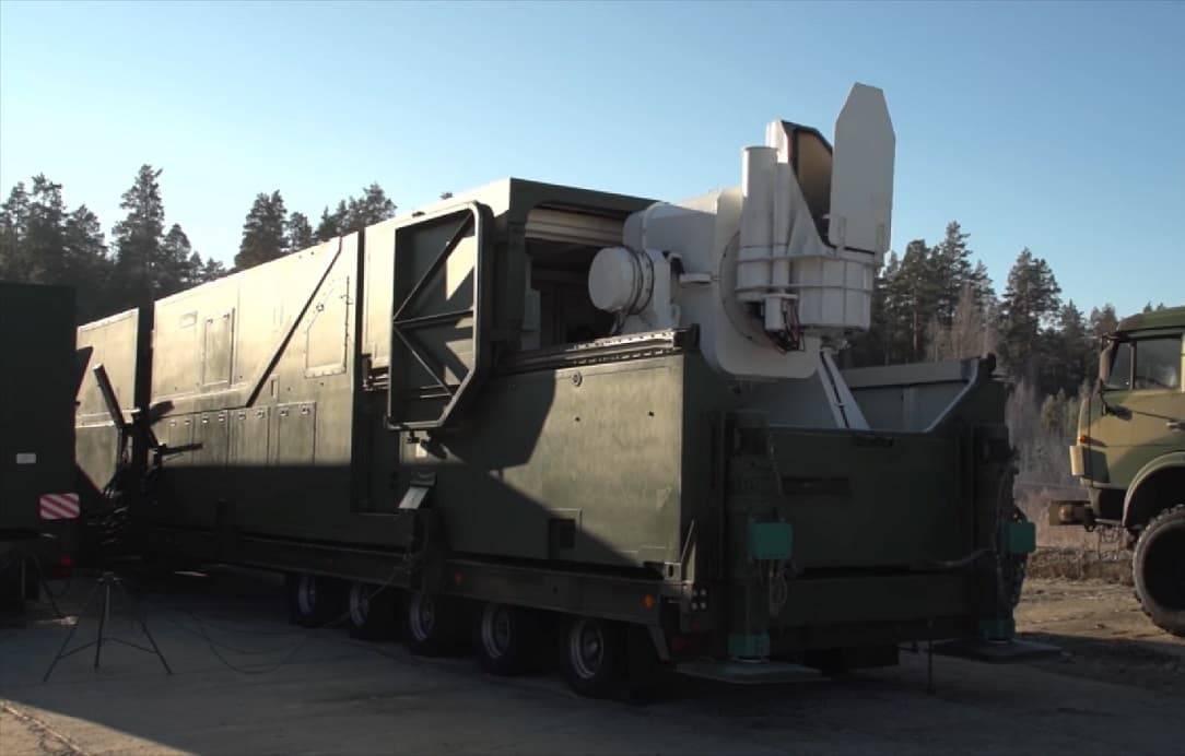 guado-1-1 ارتش روسیه اولین سلاح لیزری خود به اسم Peresvet را عملیاتی کرد!