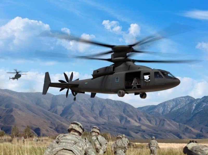 h آیا بالگرد رزمی مدرن Defiant میتواند شاهینهای سیاه ارتش آمریکا را زمینگیر نماید؟