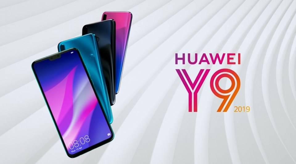 huawei-y9-2019 هواوی گوشی Enjoy 9 را در TENAA به نمایش خواهد گذاشت