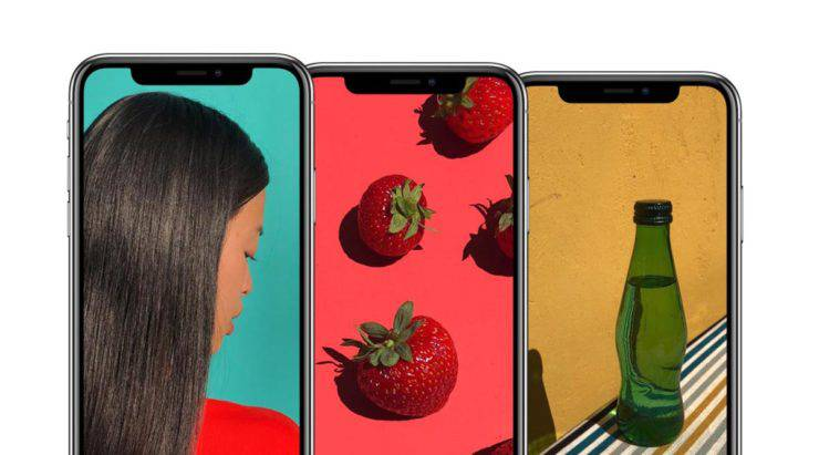 iPhone-X-1-740x411 اپل احتمالا در آیفونهای سال 2020 خود از سامسونگ کپیبرداری میکند!