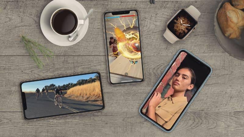 iphone-rs-xs-xs-plus-watch4-02 اپل بار دیگر تولید نسل جدید آیفونها را کاهش خواهد داد!