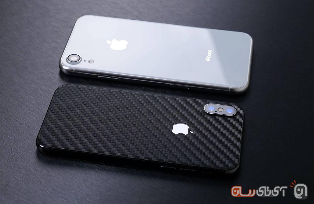 iphone-x-vs-xr-3 اپل آیفون X یا آیفون XR: کدام را بخریم؟