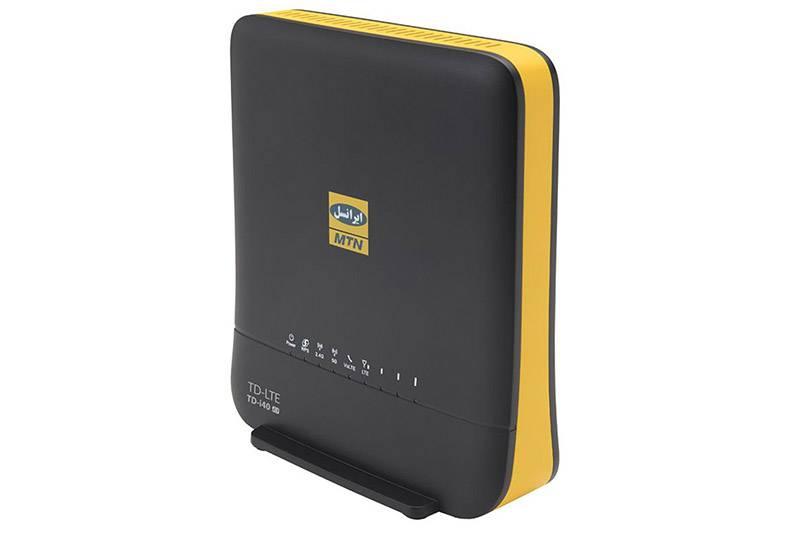 irancell-TD-i40 بهترین مودمهای TD-LTE بازار ایران را بشناسید!