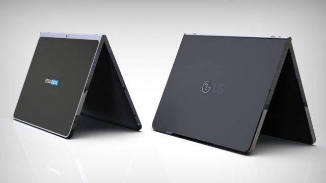 lg-tablet-cover-770x433-640x360 الجی پتنت مربوط به یک تبلت جدید با کاور و صفحهکلید بیسیم را ثبت کرد