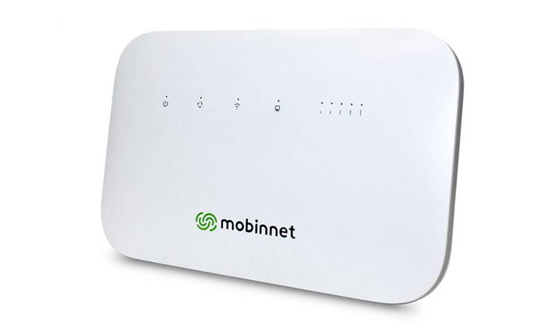 mobinnet-B612 بهترین مودمهای TD-LTE بازار ایران را بشناسید!