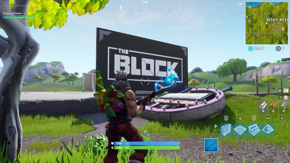 theblockclose ناحیه Block جدیدترین ویژگی فورتنایت برای بازیکنان خلاق!