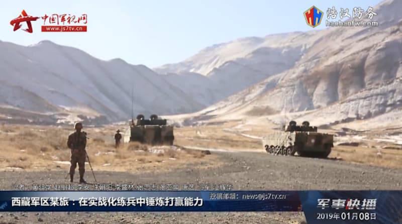 121846uwpw9w8f3ms96xay ارتش چین به تانک سبک Type 15، ویژه مناطق کوهستانی مجهز شد!