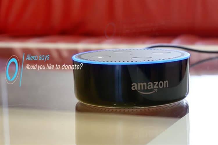 AmazonAlexa-20181214012901909 دستیار گوگل به قابلیت پرداختهای خیریه از طریق دستورات صوتی مجهز شد
