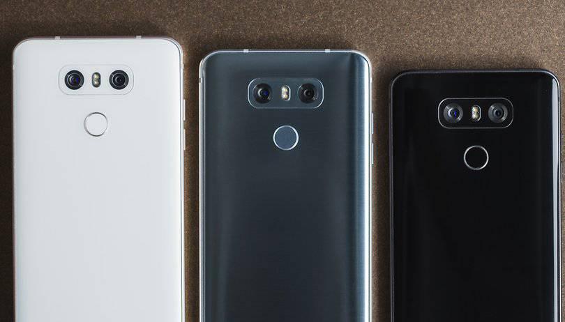 AndroidPIT-LG-G6-9271-w810h462 سال 2019 احتمالا آخرین فرصت برخی تولیدکنندگان اسمارتفون برای بازگشت به بازار است