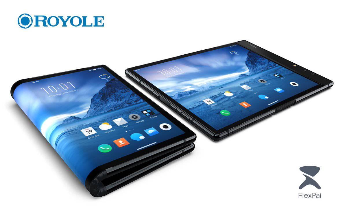 Dq1dJXLVsAAOHGq تنها گوشی انعطافپذیر واقعی دنیا در نمایشگاه CES 2019 به فروش میرسد!
