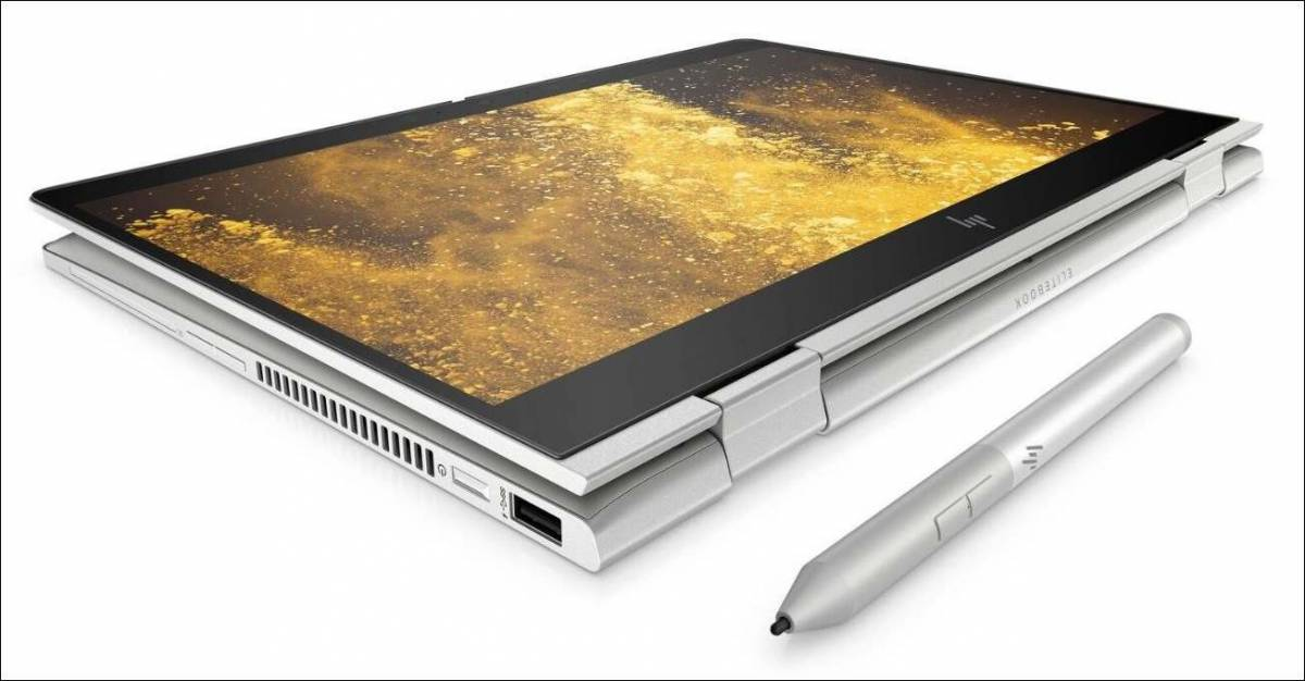 Elitebook-x360-830-G5-1-Copy اچپی الیتبوک x360 830 G5 با سختافزار قدرتمند و نمایشگر 1000 نیتی معرفی شد