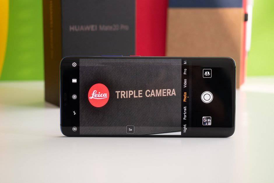 Huawei-Mate-20-Pro-scores-another-big-update-focused-on-face-unlock-and-camera-optimizations بهروزرسانی بزرگ هواوی میت 20 پرو بر بهبود عملکرد دوربین و مشخصه فیس آنلاک تمرکز دارد